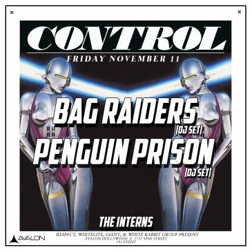Bag Raiders DJ Set, Penguin Prison DJ Set, The Interns-img